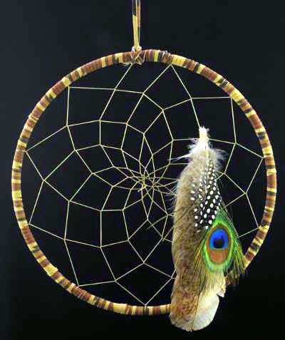 Sioux Indian Dream Catchers Tom Gray Elk Rael Native American Artist Profile DreamCatcher 18