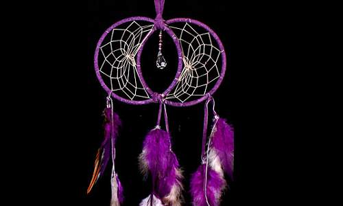 WwwDreamCatchersOrg DIY's and Homemade Doodads Dreaming for a Dream Catcher 5