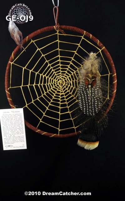 How To Make A Spider Web Dream Catcher Gray Elk Ojibway Weave Dream Catcher 40 inch DreamCatcher 21